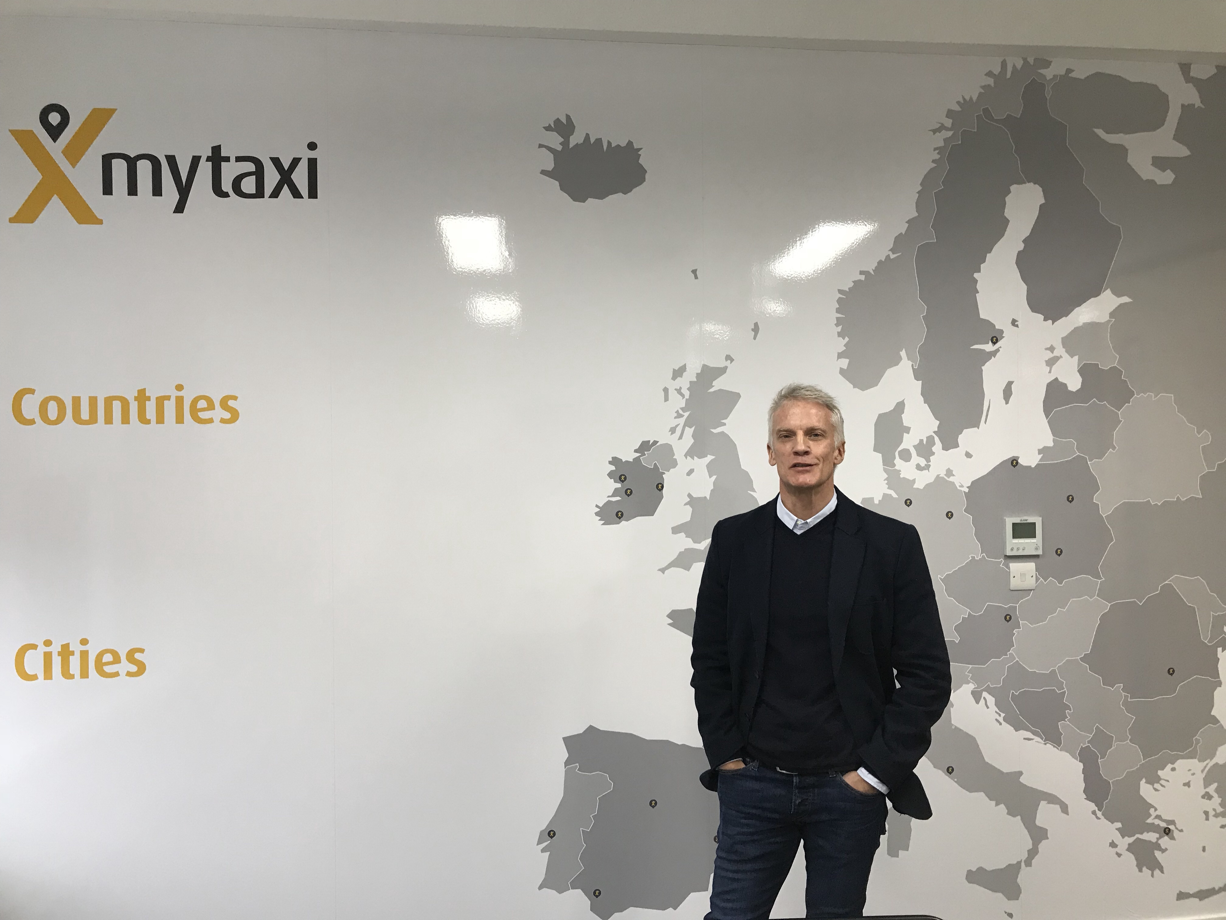 Mytaxi hopes for 2018 | London Cab Drivers Club